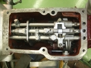 The overhauled gearbox