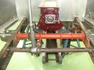 MG Q-Type Gearbox Mounting