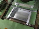 MG Q-Type Battery Tray