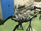 MG Q-Type Engine refitted